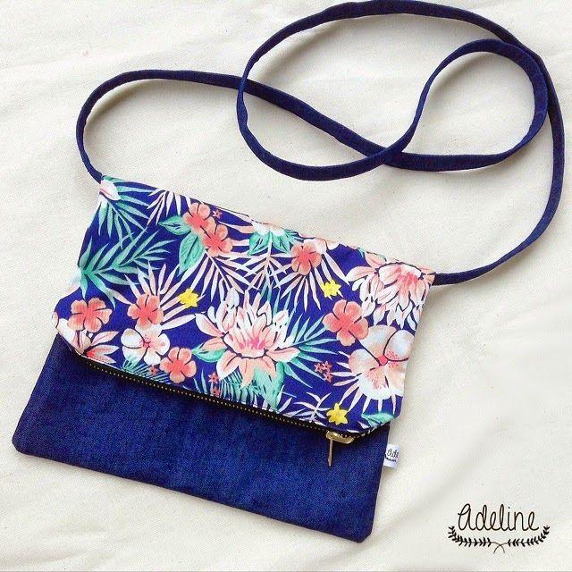 fold over sling #bag