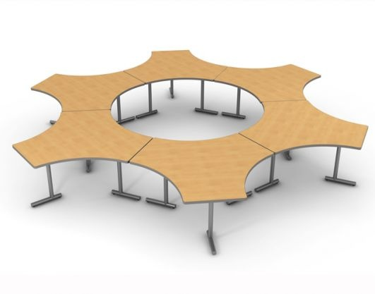 Collaborative Classroom Tables ~ Best tables training images on pinterest hon office