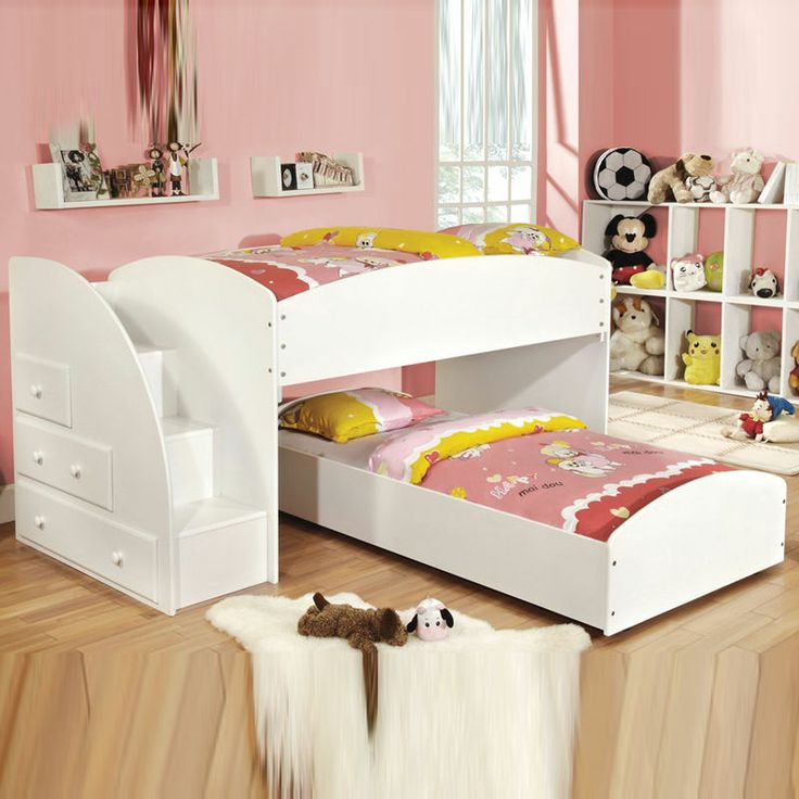 26 best Bed options for the girls images on Pinterest Girls