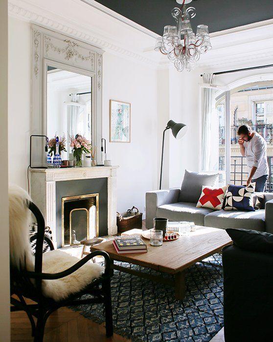 Marie & Greg, Paris 18ème - Inside Closet