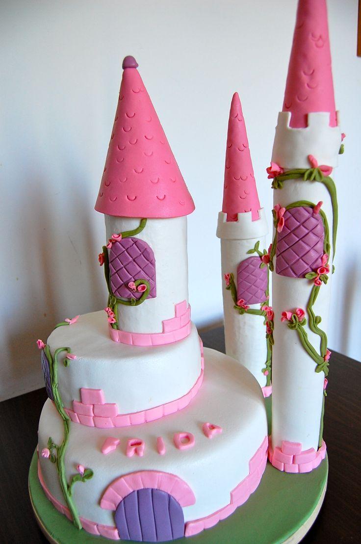 Torta Castello  / Torta castillo
