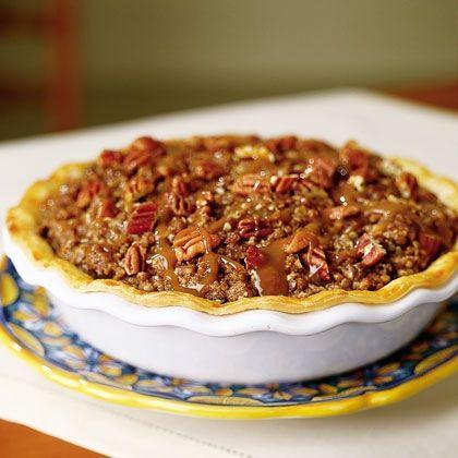 Crunchy Caramel Apple Pie