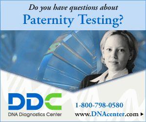 DNA Diagnostics Paternity Testing