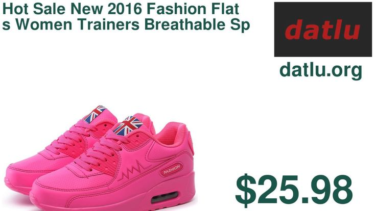 nice Hot Sale New 2016 Fashion Flats Women Trainers Breathable Sport Woman Shoes Casual Outdoor Walking