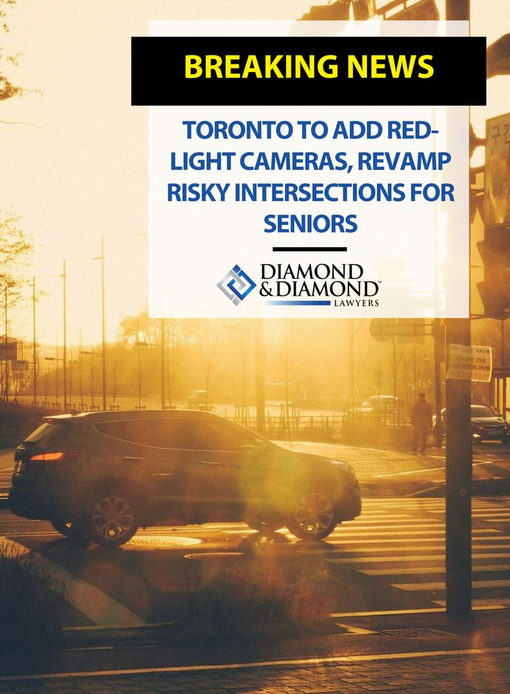 "According to Toronto police, there were 43 #pedestrians killed last year, making 2016 the worst year for pedestrian deaths since 2003. Because of this, the city of #Toronto is planning to double the number of red-light cameras in risky intersections, especially for seniors. ""We're here to declare…that these are preventable deaths,"" said Mayor John Tory. ""We are taking realistic measures."" Read more about it here."