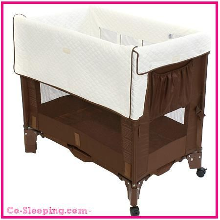 Arm's Reach Mini Co Sleeper Convertible is one of the best and convenient cosleepers in the world, which is easy to use, portable and offers durable service.