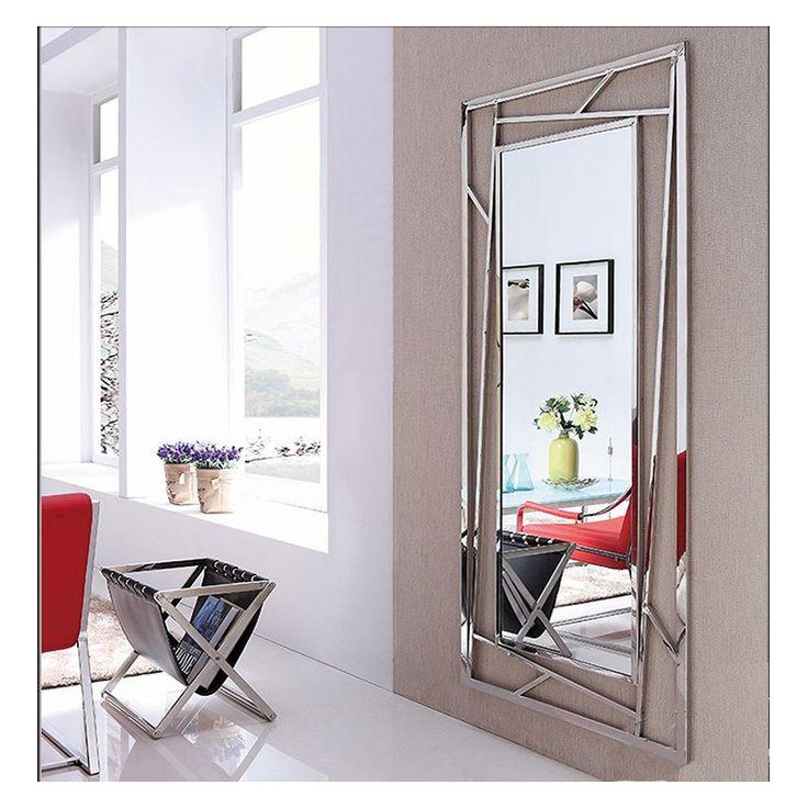 Victoria falitükör. Az egyedi design miatt egyaránt alkalmas hagyományos és modern terekben történő felhasználása.  #tükör #tükörkeret #tükröskeret