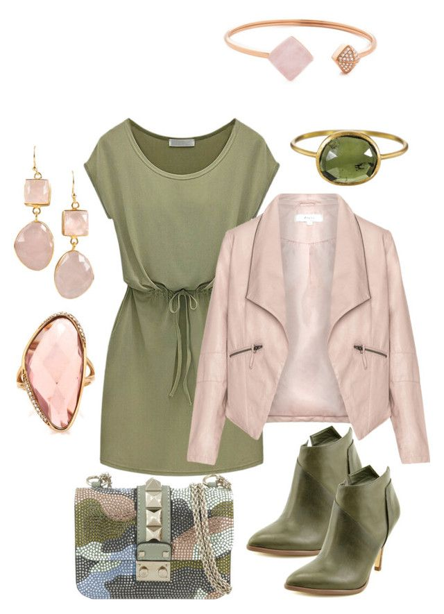 """""""Untitled #6"""" by lchrumka on Polyvore featuring Zizzi, Carlos by Carlos Santana, Valentino, Solow, Mark Broumand, First People First, Michael Kors, women's clothing, women and female"""