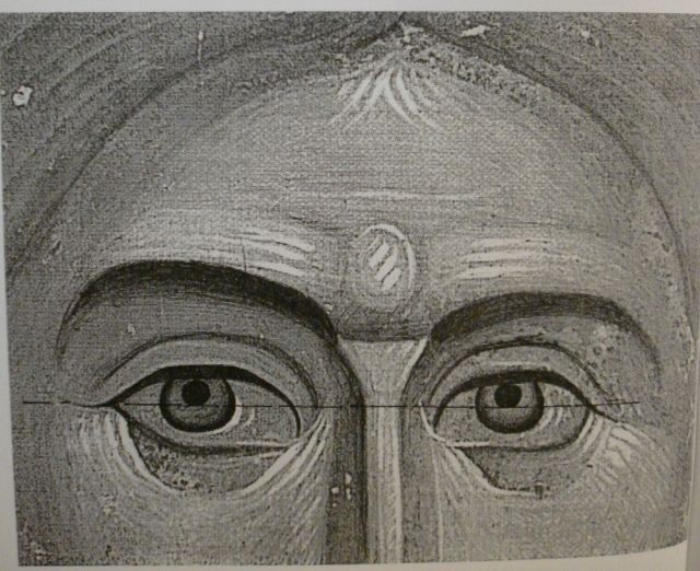 los ojos del pantokrator