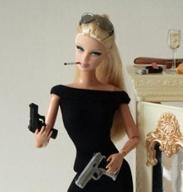 barbie gangsta