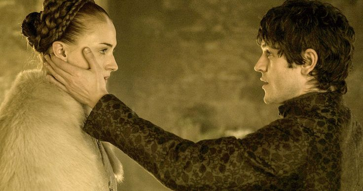 'Game of Thrones' Writer Defends Controversial Sansa Stark Scene -- Writer-producer Bryan Cogman defends the controversial scene with Sansa Stark during a heartfelt commentary track for 'Game of Thrones'. -- http://tvweb.com/news/game-of-thrones-season-5-sansa-stark-rape-scene-commentary/