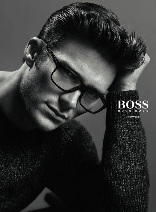 Scott Eastwood for Boss by Hugo Boss Fall/Winter 2014 Eyewear Campaign