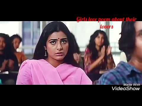 Tamil love poem of boys and girls… Just for fun… Laugh well…