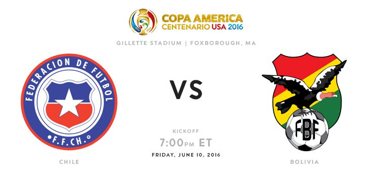 Chile Vs. Bolivia Copa America 2016 Live Score Updates Highlights Analysis
