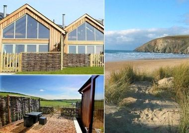 This eco-chic luxury cottage is set just a short stroll from a lovely Cornish beach and gets some of the guest best feedback of any property on BFB... get in while you can!  http://www.babyfriendlyboltholes.co.uk/merlin_farm_holiday_cottages__constantine_eco_cottage-child-friendly-accommodation-18981.htm