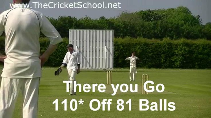 111 Not Out in a Cricket Match All Shots Part 2