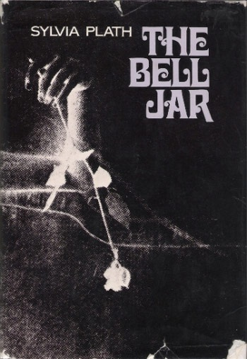 The Bell Jar, First American Edition, Harper 1971