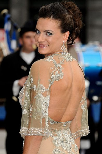 Yelena Isinbayeva - Prince of Asturias Awards Ceremony 2009