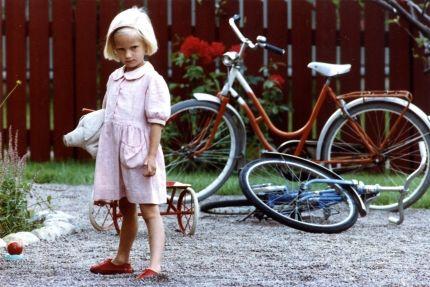 Vintage dress - Lotta from Bråkmakargatan by Astrid Lindgren