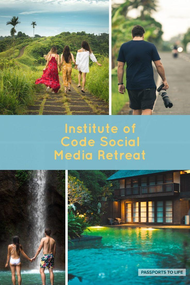 10 Days In Bali The Institute Of Code Social Media Retreat
