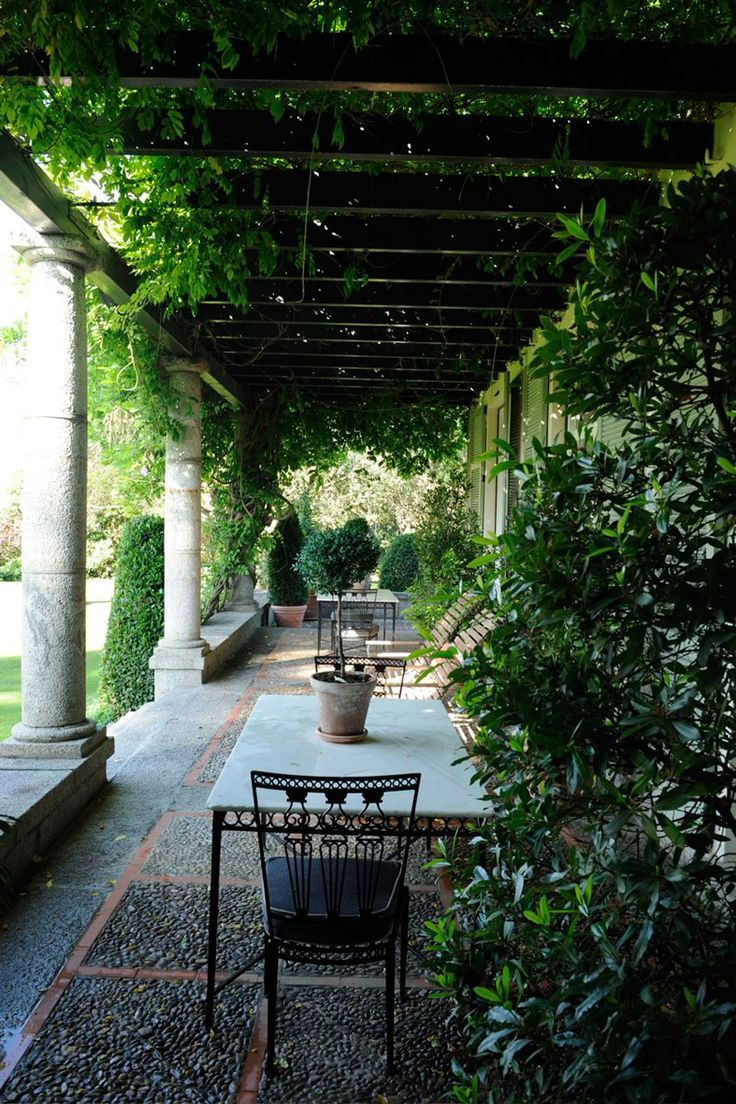 171 best terraces and patios images on Pinterest   Balconies ...