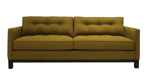 Cosmo Fabric Sofa from the Iconix Collection