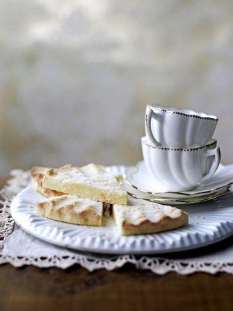 St Clement's Shortbread | Jamie Oliver