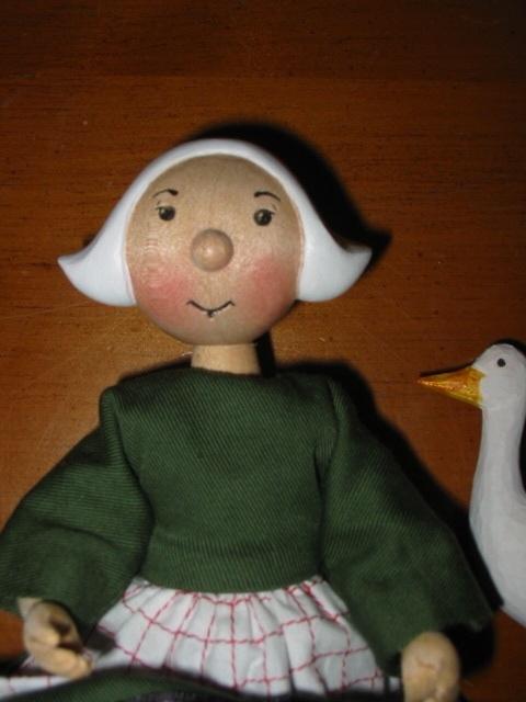 Becassine doll