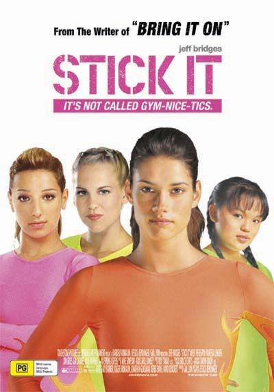 Stick It gymnastics movie