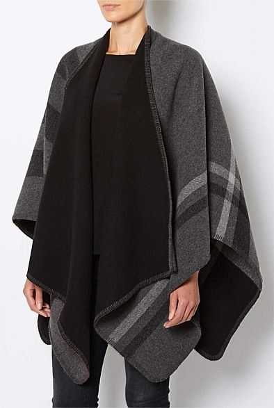 Witchery AW15 Preview - Melton Wrap