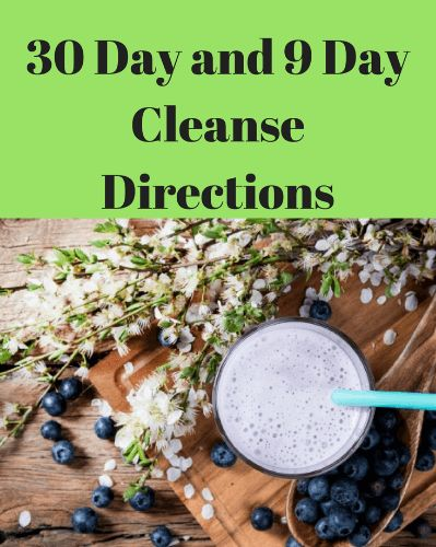 Have you been wondering how to use the Isagenix 30 Day Cleanse and the 9 Day Cleanse? It's really not difficult and the systems are very flexible. You will get a booklet with your order describing the products in the cleansing systems and … Read More