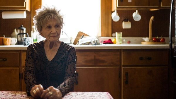 Alice Munro Wins Nobel Prize in Literature! (at age 82) || Photo by Iam Willms for the New York Times