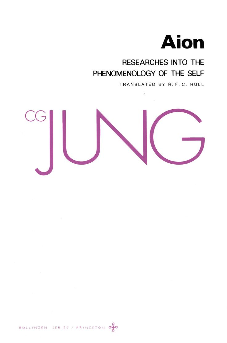 Aion: Researches into the Phenomenology of the Self (Collected Works of C.G. Jung Vol.9/2) (1959); tr. by R. Hull. Jung provided a stark description of the terrifying nature of the human condition when he wrote: 'When it [our shadow] appears…it is quite within the bounds of possibility for a man to recognize the relative evil of his nature, but it is a rare and shattering experience for him to gaze into the face of absolute evil' (p.10).