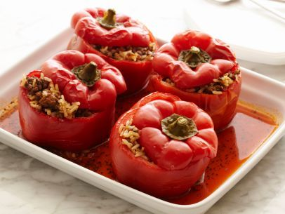 Lightened-Up Stuffed Peppers