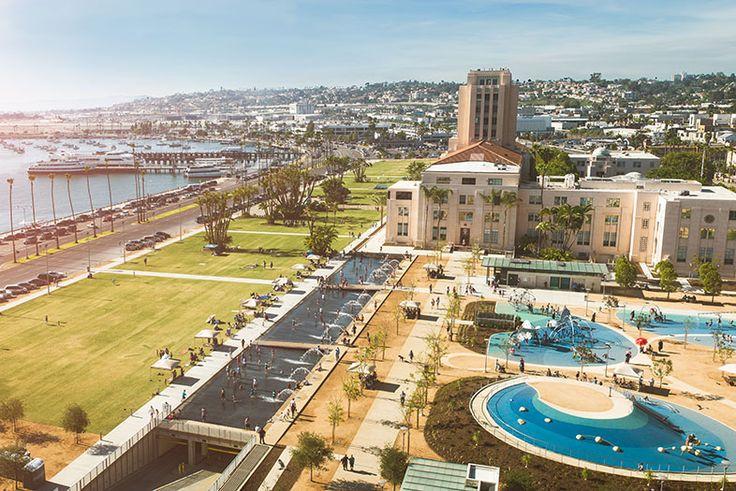 City Life: Best New Landmark, Waterfront Park. #BestOfSD