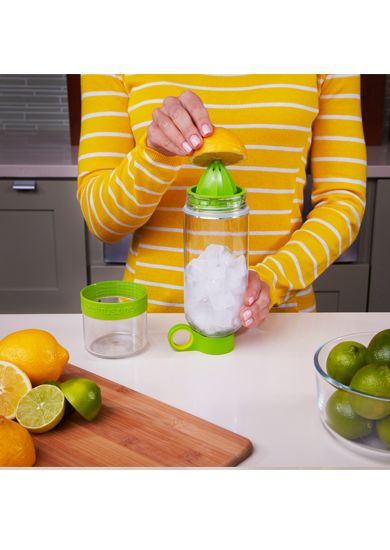 Flavor Water With Lemons, Limes and Orange with the Citrus Zinger from ZingAnything.com