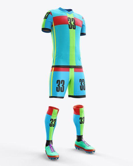 Download Football Jersey Mockup Free Clothing Mockup Shirt Mockup Soccer Kits