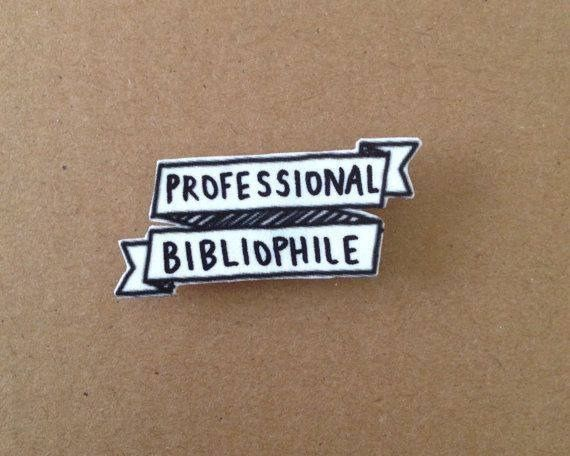 #bibliophile
