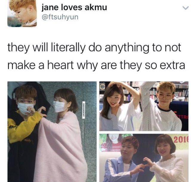 Akmu is the best okay