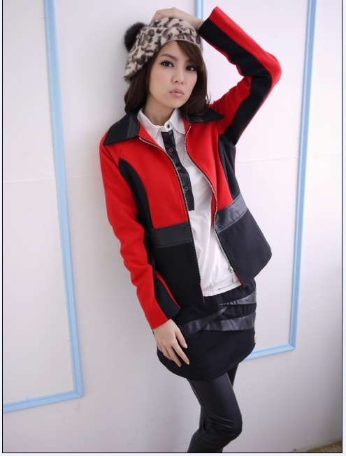 Jacket JC310-Red  for more information please visit omote-fashion.com