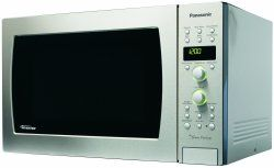 Convection Microwave Panasonic NN-CD989S Front View