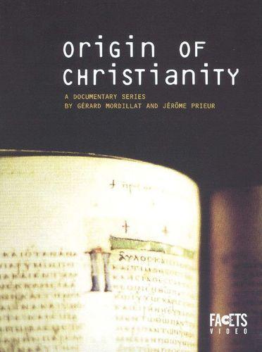 Origin of Christianity [4 Discs] [DVD]
