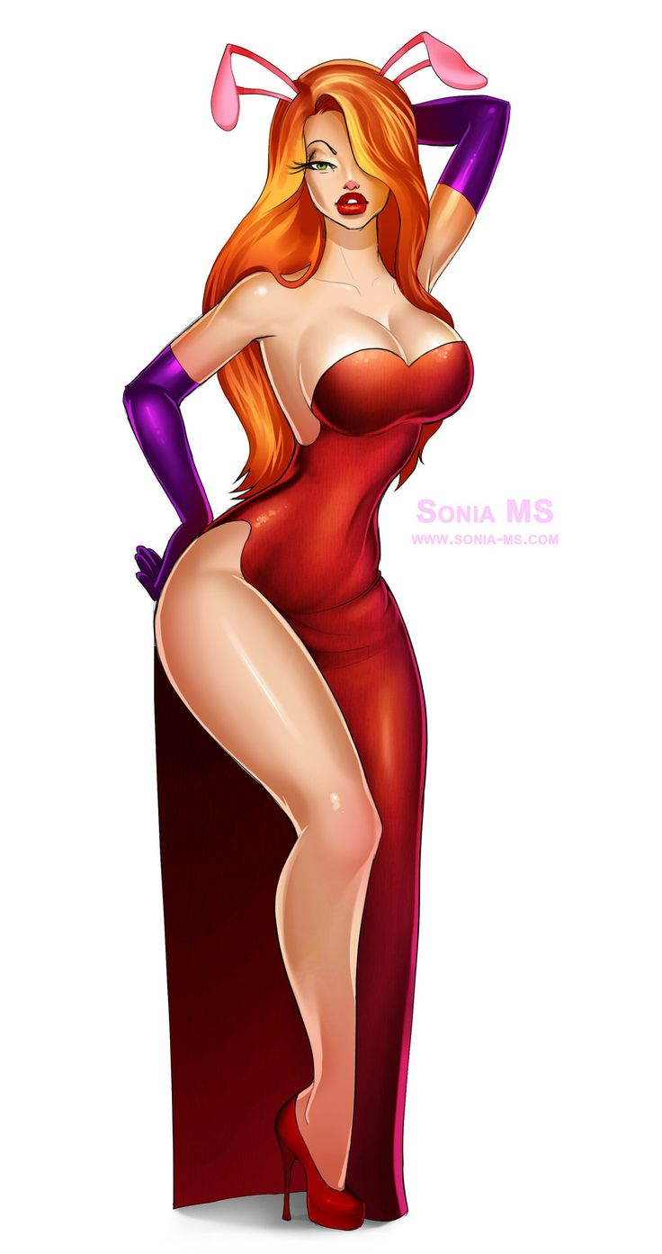 Cartoon jessica rabbit sex uncensored