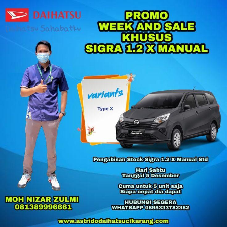 Promo Daihatsu Sigra Daihatsu Mobil Tanggal