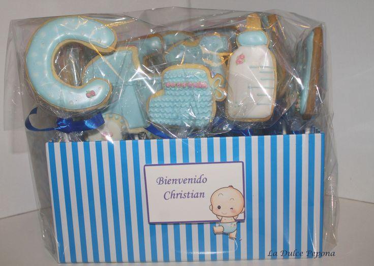 Caja regalo para bebé