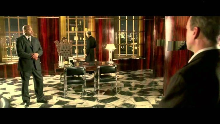 Lucky Number Slevin Morgan Freeman | Lucky Number Slevin | Morgan Freeman | Job Dialog | German - YouTube
