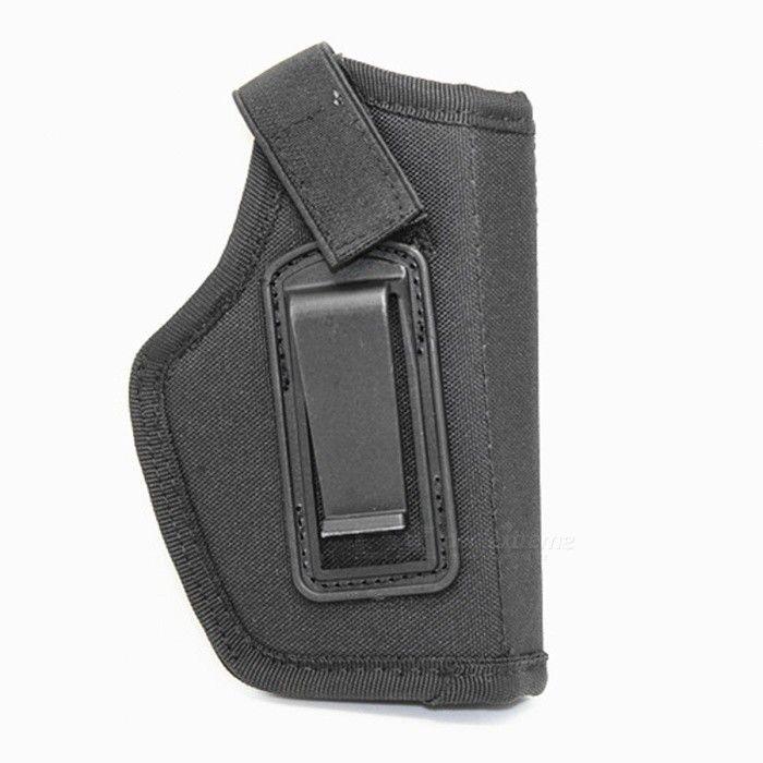 IWB Hidden Form Nylon Tactical Holster - Black