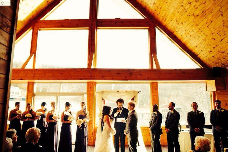 Camp Fortune Wedding