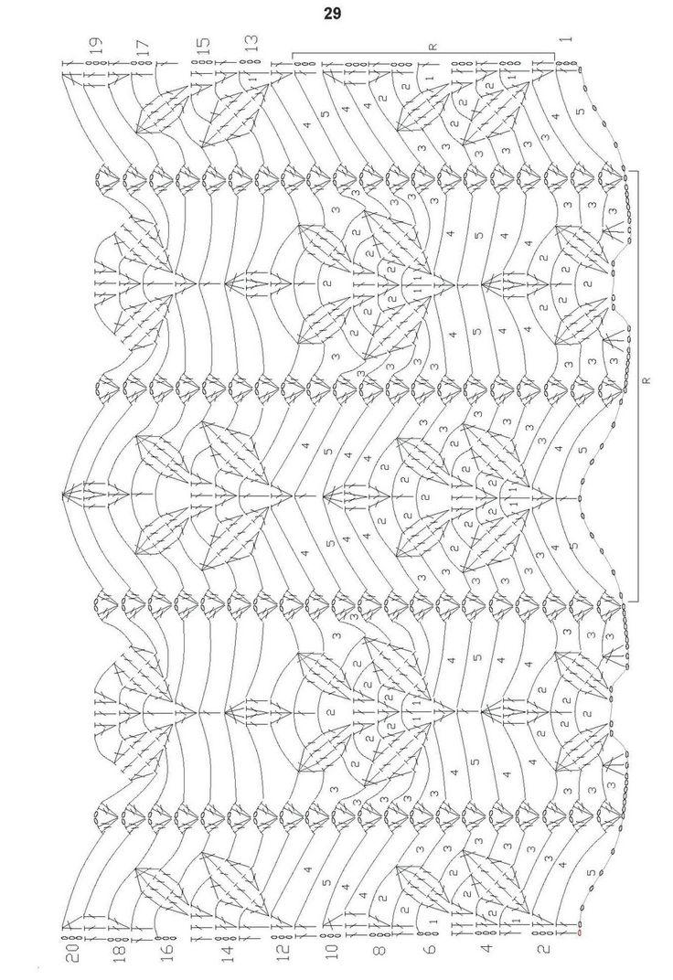 25  melhores ideias de toalha de croche quadrada no