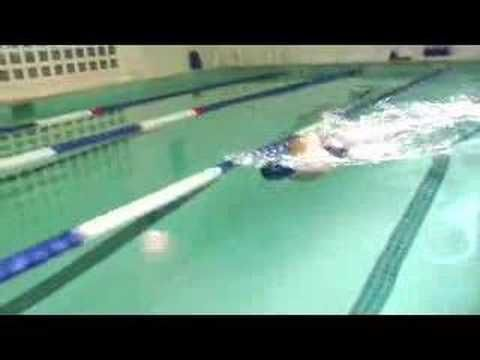 How to Swim efficiently with Natalie Coughlin